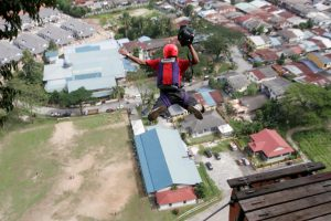 BASE JUMPING events